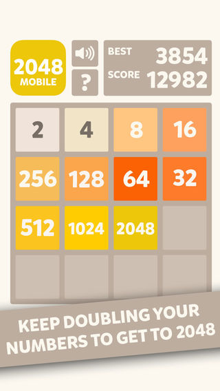 2048 gioco